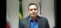 Alexandre Vieira Machado é eleito Presidente da Câmara Municipal de João Pinheiro
