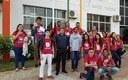 Alunos do Parlamento Jovem de João Pinheiro participam da Plenária Regional de Unai