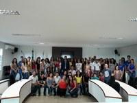 Alunos do Parlamento Jovem participam de oficina com Promotor Dr. Fábio Alves Bonfim