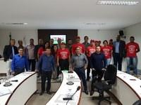 Bombeiros Civis pedem apoio a Câmara para criação de Brigada em João Pinheiro