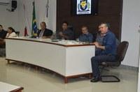 Deputado Federal Zé Silva recebe título de Cidadão Honorário Pinheirense
