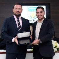 Diretores da Bevap Bioenergia recebem Moção de Congratulações da Câmara Municipal de João Pinheiro