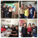 Equipe do Parlamento Jovem de João Pinheiro visita escolas participantes de 2018