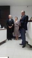 Ex-Vereador Ronaldo Simões é homenageado na Câmara Municipal