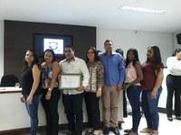 Médico cubano recebe Titulo de Cidadão Honorário Pinheirense