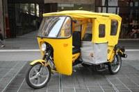 Motoristas de Tuk Taxi pedem apoio dos vereadores para retornarem ao trabalho