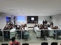 Parlamento Jovem de João Pinheiro realiza plenárias municipais