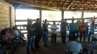Processo de titulação de assentamentos é iniciado em Minas Gerais