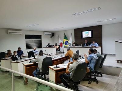 Resumo da 22ª Reunião Ordinária da Primeira Sessão Legislativa, Legislatura 2021-2024 realizada no dia 21 de junho de 2021 às 18:00 horas.