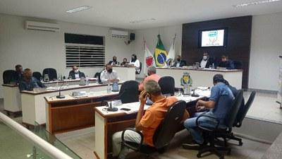 Resumo da 25ª Reunião Ordinária da Câmara Municipal de João Pinheiro da Primeira Sessão Legislativa, Legislatura 2021-2024, realizada  em 12 de julho de 2021 às 18:00 horas